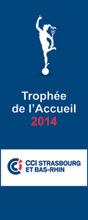 Trophée de l'accueil 2014